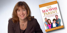 Author Janet Rosenzweig, The Sex-Wise Parent